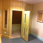 Training Gym - Sauna