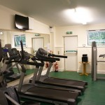 Training Gym - Ecliptical Cross Trainer and Running Machines