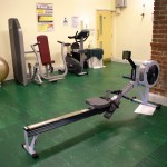 Training Gym - Rower, Cycle and Chest Press