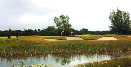 Parkland Course